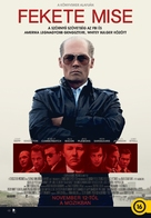 Black Mass - Hungarian Movie Poster (xs thumbnail)