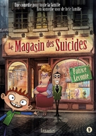 Le magasin des suicides - Belgian DVD cover (xs thumbnail)