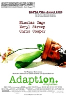 Adaptation. - German Theatrical movie poster (xs thumbnail)