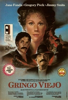 Old Gringo - Argentinian Video release movie poster (xs thumbnail)