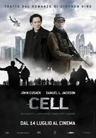 Cell - Italian Movie Poster (xs thumbnail)