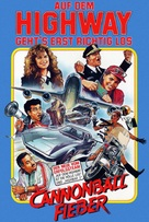 Speed Zone! - German Movie Cover (xs thumbnail)