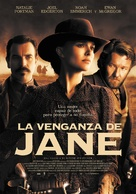 Jane Got a Gun - Spanish Movie Poster (xs thumbnail)
