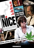 Mr. Nice - Spanish Movie Poster (xs thumbnail)
