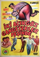 Dance with Me Henry - Turkish Movie Poster (xs thumbnail)
