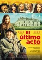 The Carer - Spanish Movie Poster (xs thumbnail)