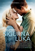 Safe Haven - Croatian Movie Poster (xs thumbnail)