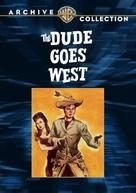 The Dude Goes West - DVD cover (xs thumbnail)
