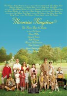 Moonrise Kingdom - Argentinian Movie Poster (xs thumbnail)