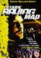 Stark Raving Mad - British DVD movie cover (xs thumbnail)