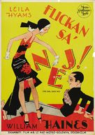 The Girl Said No - Movie Poster (xs thumbnail)