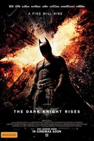 The Dark Knight Rises - Australian Movie Poster (xs thumbnail)