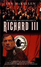 Richard III - VHS movie cover (xs thumbnail)