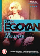 The Adjuster - British DVD cover (xs thumbnail)