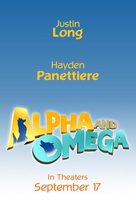 Alpha and Omega - Movie Poster (xs thumbnail)
