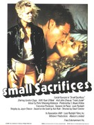 Small Sacrifices - Canadian Movie Poster (xs thumbnail)