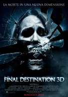 The Final Destination - Italian Movie Poster (xs thumbnail)