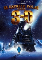 The Polar Express - Argentinian Movie Cover (xs thumbnail)