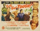 Let's Get Tough! - Movie Poster (xs thumbnail)