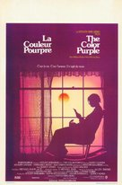 The Color Purple - Belgian Movie Poster (xs thumbnail)