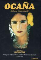 Ocaña, retrat intermitent - Spanish DVD cover (xs thumbnail)