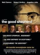 The Good Shepherd - Danish Movie Poster (xs thumbnail)