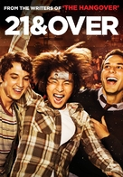 21 and Over - DVD cover (xs thumbnail)