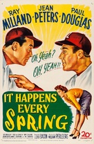 It Happens Every Spring - Movie Poster (xs thumbnail)
