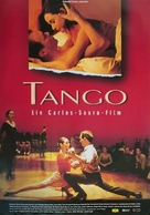 Tango, no me dejes nunca - German Movie Poster (xs thumbnail)