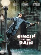 Singin' in the Rain - DVD cover (xs thumbnail)