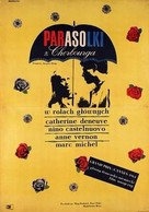 Les parapluies de Cherbourg - Polish Movie Poster (xs thumbnail)
