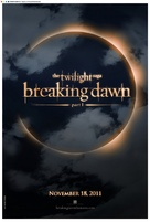 The Twilight Saga: Breaking Dawn - Part 1 - Teaser movie poster (xs thumbnail)