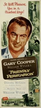Friendly Persuasion - Movie Poster (xs thumbnail)