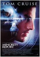 Minority Report - Italian Movie Poster (xs thumbnail)