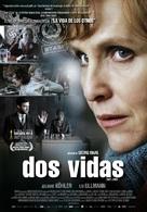 Zwei Leben - Spanish Movie Poster (xs thumbnail)