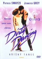 Dirty Dancing - Czech DVD cover (xs thumbnail)