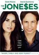 The Joneses - DVD cover (xs thumbnail)