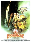 Bloodstone - French Movie Poster (xs thumbnail)