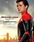 Spider-Man: Far From Home - Turkish Movie Poster (xs thumbnail)