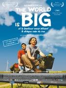 Svetat e golyam i spasenie debne otvsyakade - French Movie Poster (xs thumbnail)
