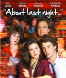 About Last Night... - Movie Cover (xs thumbnail)
