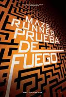 Maze Runner: The Scorch Trials - Mexican Teaser movie poster (xs thumbnail)