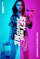 The Spy Who Dumped Me - Teaser poster (xs thumbnail)