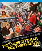 The Taking of Pelham One Two Three - Canadian Blu-Ray movie cover (xs thumbnail)
