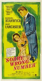 Sorry, Wrong Number - Movie Poster (xs thumbnail)