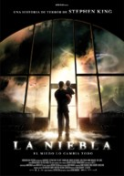 The Mist - Spanish Movie Poster (xs thumbnail)