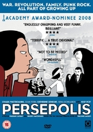Persepolis - British Movie Cover (xs thumbnail)