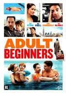 Adult Beginners - Dutch DVD movie cover (xs thumbnail)