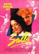 Stella - German Movie Poster (xs thumbnail)