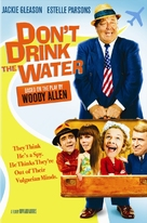 Don't Drink the Water - Movie Poster (xs thumbnail)